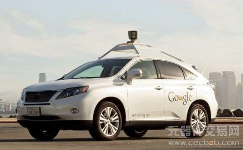 谷歌自动驾驶汽车高清图片
