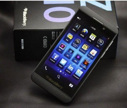 BlackBerry z10的各個版本之間的區別