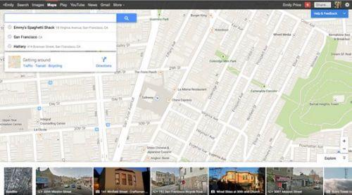 为什么谷歌地图没有北京街景?