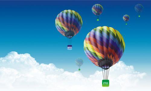 热气球 500_301