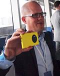 诺基亚智能设备影像负责人Sami Niemi