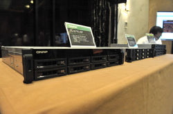 网络存储新花样 直击QNAP QTS4.0系统发布会3