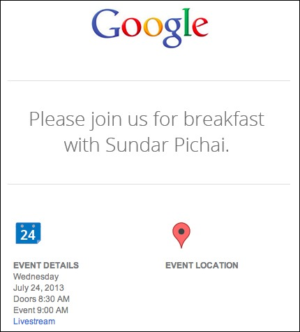 新Android将至 Google24号举行发布会0