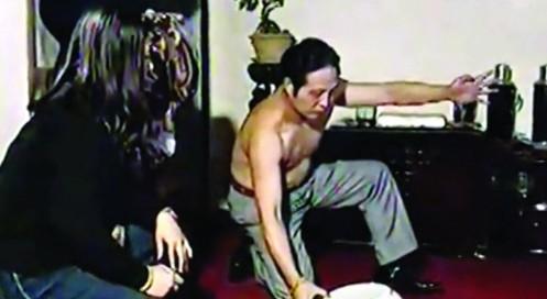 王林表演空盆来蛇-打印 史玉柱 马云因好奇找破绽才拜访 气功大师 元图片