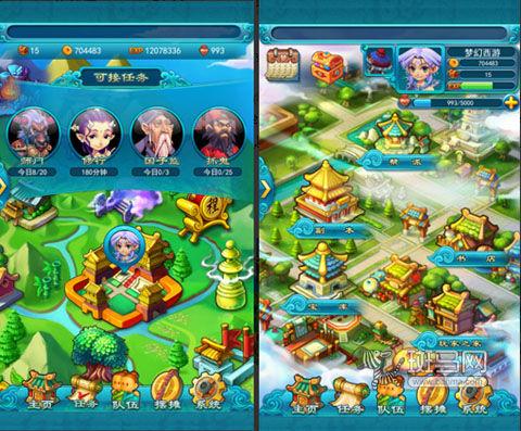 近期热门跨平台精品大型手机游戏推荐