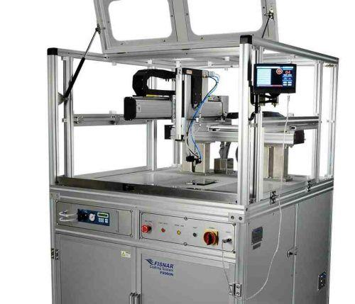 飞士能推首款全封闭点胶机器人 配备多点胶工作站0