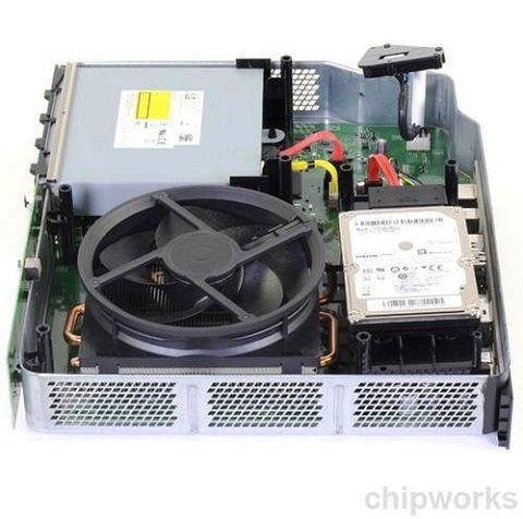 电脑主机拆卸图解