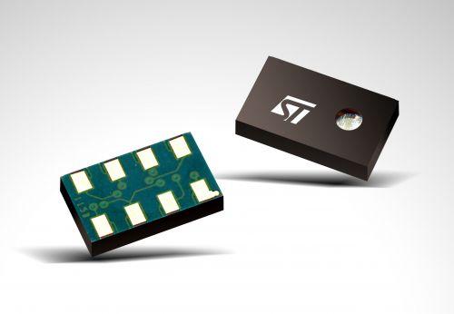 小米采用意法半导体低功耗电磁罗盘模块LSM303D0
