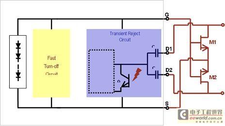 固态继电器的动态功耗和设计考量