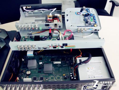 民用监控硬盘录像机横评