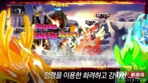 """""""冒险岛""""韩服公开新角色银月"""