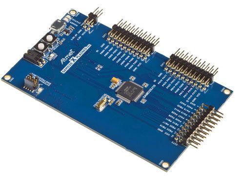 Atmel推出基于 ARM Cortex M4的全新SAM G系列超低功耗小型MCU 0