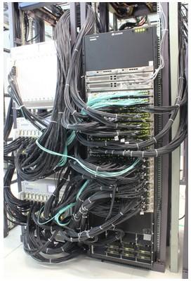 ce12816核心交换机trill组网