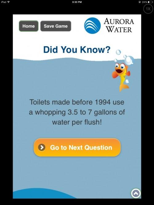 美出现新型节水方法 手机app倡导节约用水