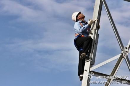 南方电网第二条特高压直流给广东送电