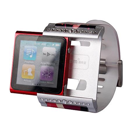 苹果之前为nano提供的一些表盘.   就在人们对苹果智能手表高清图片