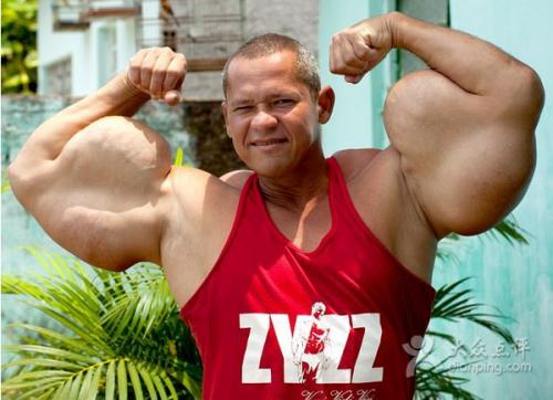 ... 肌肉 男 图片 瘦弱 男 如何 变成 肌肉 男 的 方法 0001