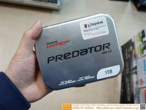 世界最大u盘日本开卖:1tb容量