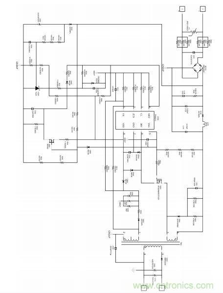 低成本 高PF 高亮度调节的 LED照明设计7
