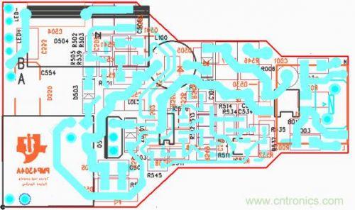 低成本 高PF 高亮度调节的 LED照明设计8