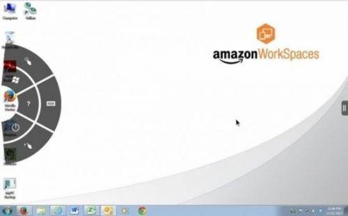 亚马逊发布workspace 可用kindle访问桌面