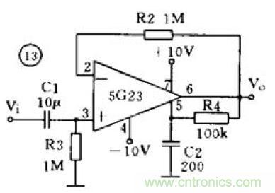 直接耦合多级放大电路