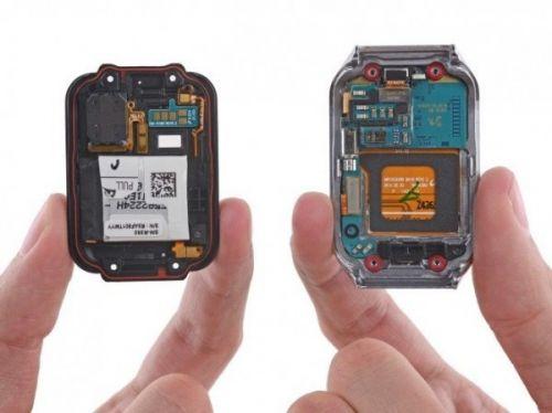 2智能手表拆解