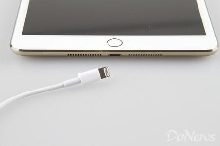 土豪金iPad谍照曝光 mini2也有指纹识别
