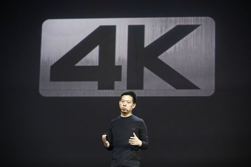"""乐视贾跃亭""""刷新4X4""""发布会经典语录0"""