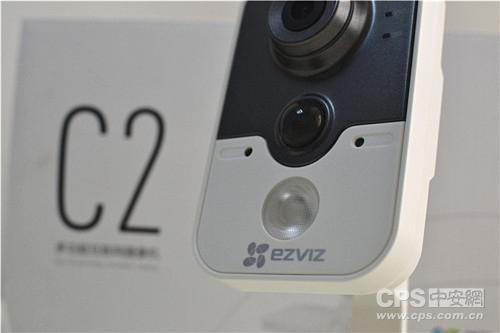 海康威视民用型产品萤石C2评测6