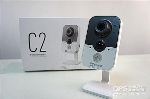 海康威视民用型产品萤石C2评测0