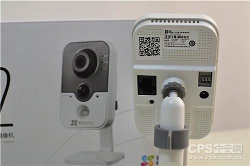 海康威视民用型产品萤石C2评测1
