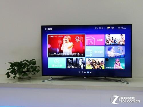 乐视TV X50 Air首测:低价仍为优势3