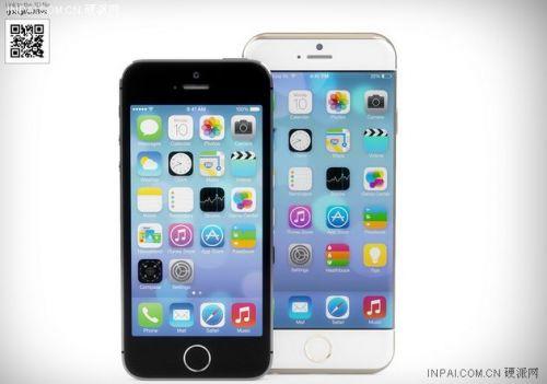 圆弧边框 iphone 6最新概念设计图赏