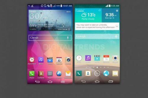 三星S5最强竞争对手 LG G3信息汇总 元器件交易网