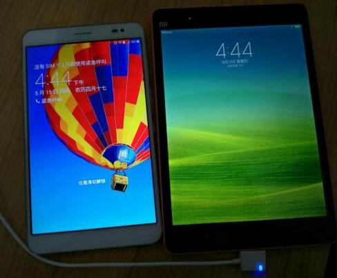 小米平板PK荣耀X1:平板与手机不是一回事2