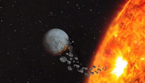 另一项研究总结称炙热的木星大小的行星主要环绕高