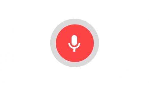 """不需再点击话筒图标,最新版chrome支持""""ok google""""直接搜索图片"""