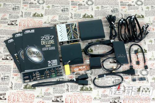 华硕z97-deluxe主板评测(2)