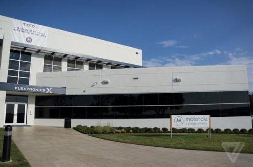 """摩托罗拉关闭德州手机工厂宣告""""美国制造""""失败0"""