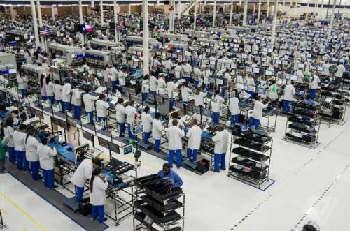 """摩托罗拉关闭德州手机工厂宣告""""美国制造""""失败1"""