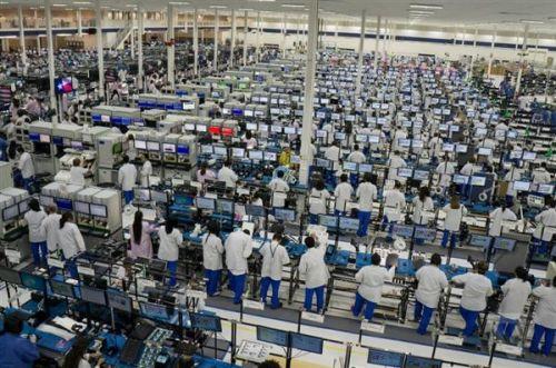 """摩托罗拉关闭德州手机工厂宣告""""美国制造""""失败2"""