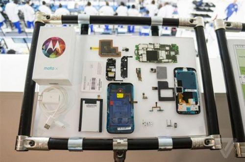 """摩托罗拉关闭德州手机工厂宣告""""美国制造""""失败3"""