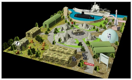 军事主题_幻视联创: 策划军事主题公园 铸就青少年国防教育基地