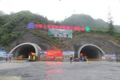 永吉高速狮子庵隧道电子门禁系统率先投入使用0