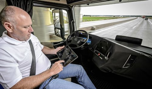 无人驾驶汽车技术的新玩家 奔驰来了 0 高清图片