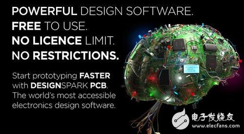 电子工程师必备10大免费diy工具(五):designspark pcb图片