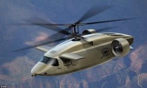 新型飞机囹�a_新型复合式直升飞机