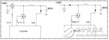 结合IC设计和通用MCU实现同步Boost移动电源0