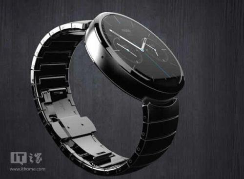 摩托罗拉Moto 360将率先配备光线传感器0